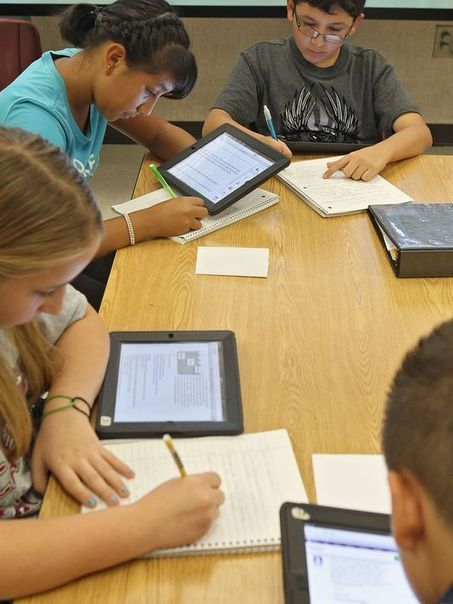 Obama praises Coachella Valley Unified School District Internet plans | iPads and Tablets in Education | Scoop.it