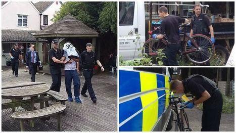 Police raids target bike theft gangs | Revue de web de Mon Cher Vélo | Scoop.it