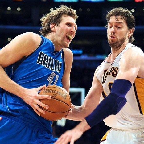 Definitive Guide to LA Lakers vs. Dallas Mavericks and Tuesday's Top NBA Games - Bleacher Report | NBA games | Scoop.it