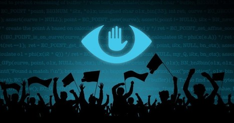 A Beginner's Guide To Protecting Your Online Privacy – markITwrite | FootprintDigital | Scoop.it