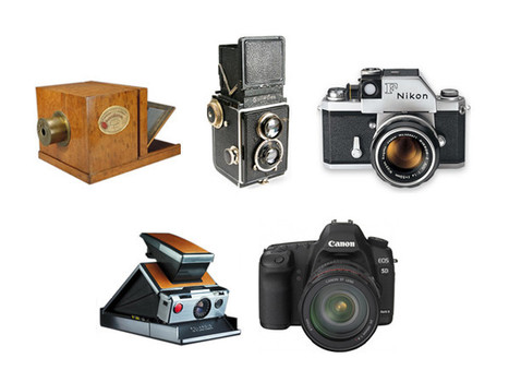 The Evolution of Digital Cameras | Photo Restoration | Scoop.it
