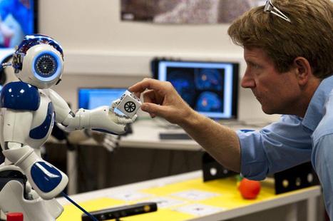 Un robot capable de transmettre ses connaissances - H+ Magazine | Une nouvelle civilisation de Robots | Scoop.it