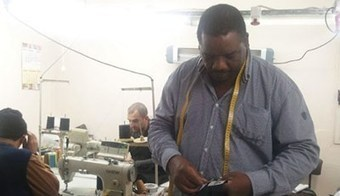 Babson Zotto: An Art Impressionario Making Jeans in Belgium, Articles   THISDAY LIVE   Sustainability   Scoop.it