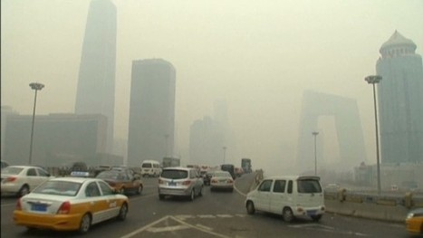 Little time left to turn down the world's heat, UN says - CNN   Environment Matters   Scoop.it
