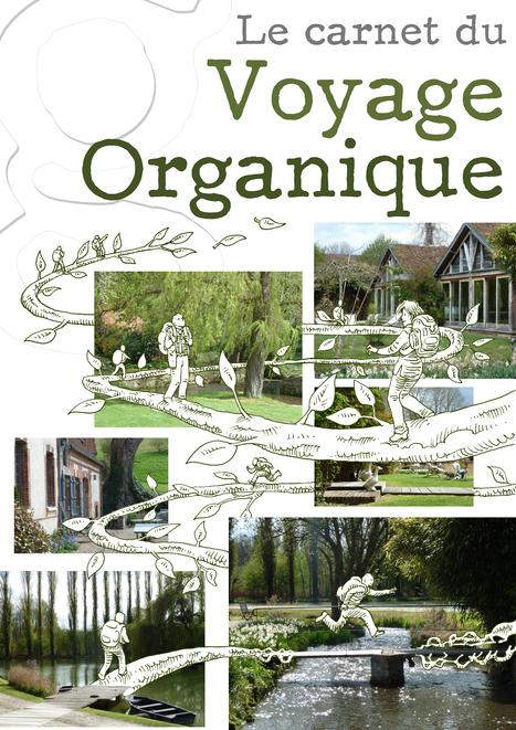 Carnet du Voyage Organique - Mobility planet | Mon moleskine | Scoop.it