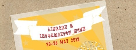 Think outside the book | Library and Information Week May 2012 | School Library Advocacy | Scoop.it