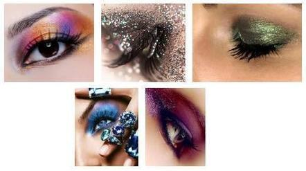 Glitter Eyeshadow | Eye Makeup Styles | Scoop.it