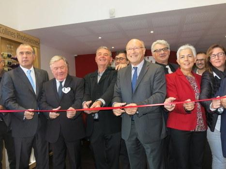 Le nouveau caveau inauguré | Cep de vigne | Scoop.it
