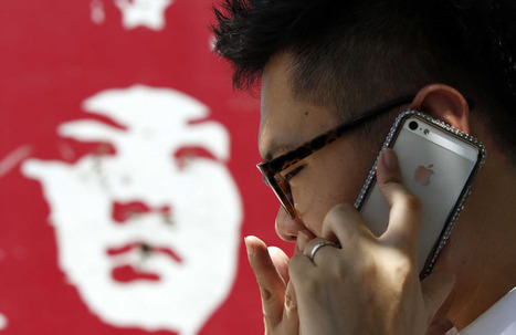 Chinese government's war on Apple escalates as it bans govt ... | 2014 summmer politics | Scoop.it