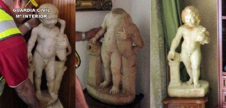Las tres estatuas romanas se quedarán en Bullas | Arqueología romana en Hispania | Scoop.it
