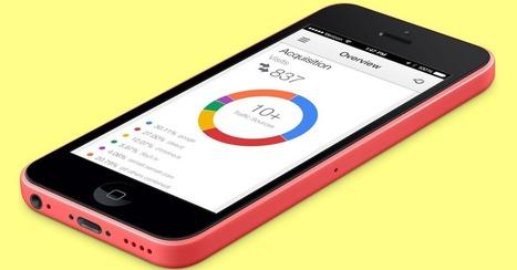 Finally, Google Analytics App Arrives on iPhone | Atif Unaldi's Daily Technology Topics | Scoop.it