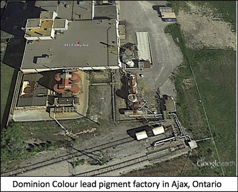 Pharos Project : East of Flint, One Company Defiantly Continues to Produce Lead Pigments | Sustain Our Earth | Scoop.it