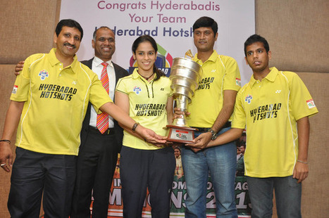 Event : Hyd Champions of IBL   saina nehwal,Hyd Champions of IBL Succesmeet, Saina nehwal New Stills   Scoop.it