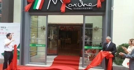 Le Marche in Cina: Inaugurato a Dalian il primo negozio di prodotti tipici marchigiani con ristorante | Le Marche un'altra Italia | Scoop.it