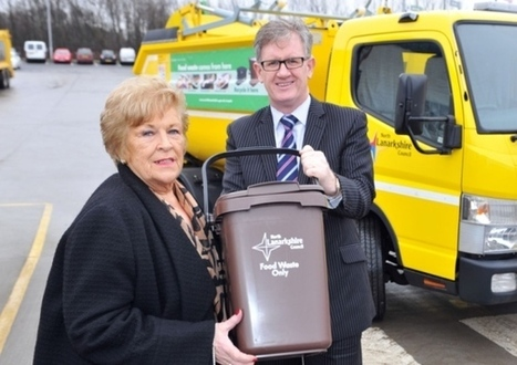 residents are urged to recycle food waste - Motherwell Times | The New Black Gold... | Scoop.it