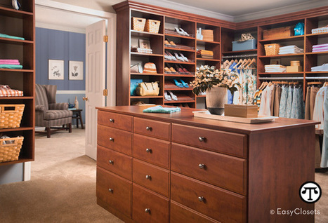 The Do-It-Yourself Dream Closet - ScoopSanDiego.com | Organizing and Downsizing a home | Scoop.it