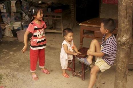 China: Rapid Economic Growth Leaves Children Behind | Pulitzer Center | John Dewey | Scoop.it