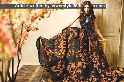 Pret Wear Winter Clothes Shopping Online Sana Safinaz 2015 | clothing and fashion new designs | Scoop.it