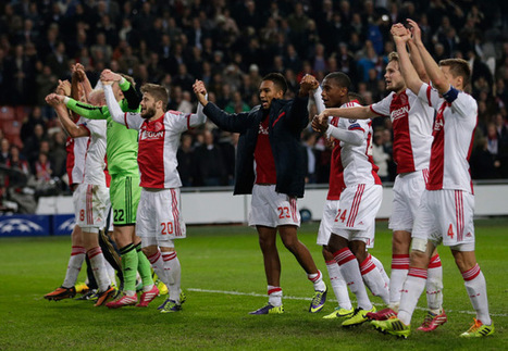 Ajax stuns Barcelona in Champions League - SI.com | The latest soccer news | Scoop.it