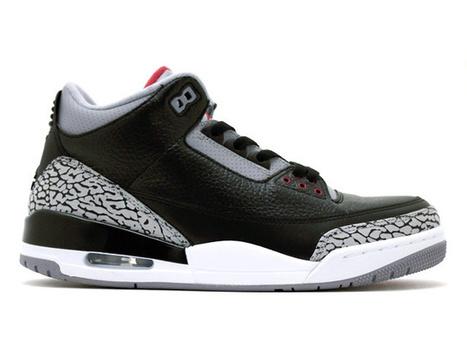 Air Jordan 3 Retro Black Grey White  $126.00  $54.45 SAVE: 56.8% OFF sneakershoestore.com offer you best quality air jordan sneakers online | Lebron 11 Shoes,Cheap Lebrons,Cheap Lebron 10,Cheap Lebron 9 Shoes Sale Sneakershoestore.com | Scoop.it