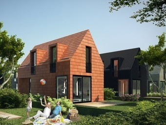 The Grow Home is back with these flatpack houses for Dutch first-time homebuyers | Urbanism 3.0 | Scoop.it
