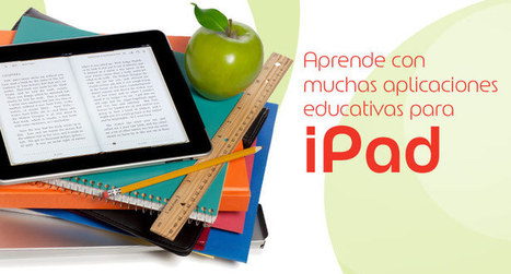 Micrositio iPad:: Recursos Educativos para Tu iPad | escritura creativa | Scoop.it