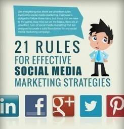 Poche, semplici regole per sfondare nel social media marketing | Misurarelacomunicazione | Web Marketing - Francesco Baiocchi | Scoop.it