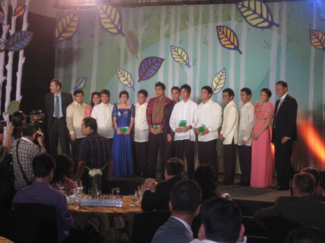 Bayer and U.N.E.P. Honor 2011 Young Environmental Envoy Awardees | Earth Citizens Perspective | Scoop.it