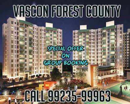 Vascon Forest County Vascon Developers | Mantra Blessings | Scoop.it