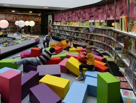Designing a library for children | library design | Scoop.it