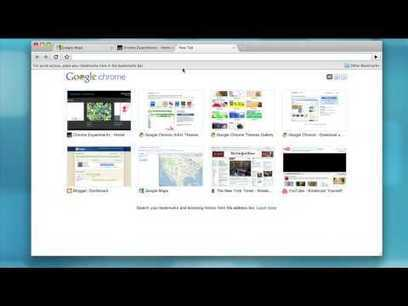Introducing Google Chrome (BETA) for Mac | CEStout5 | Scoop.it