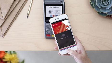 Apple Pay now supported at over 2 million retail locations; Crate & barrel and other retailers rolling out support | Le paiement de demain | Scoop.it