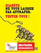 Contre le diabète, semaine de prévention du 03 au 09 juin 2013, le site de l'AFD.   ADC   Scoop.it