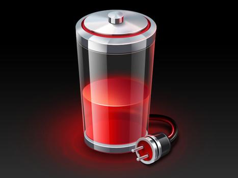 La seule VRAIE astuce pour économiser la batterie de votre iPhone | mlearn | Scoop.it