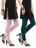 New Fashion Twin Birds Legging Churidar with Choice of 38 Colors | Cheapest Disney World Vacations | Scoop.it