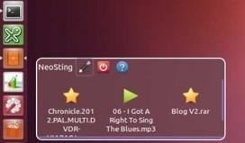 Ubuntu Unity. Drawers, un espace virtuel pour ses documents favoris | Time to Learn | Scoop.it