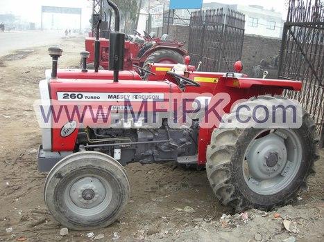 Farm Tractor Massey Ferguson 260 | Massey Ferguson Tractors | Scoop.it