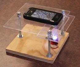 $10 Smartphone to digital microscope conversion! | Sciences Extra | Scoop.it