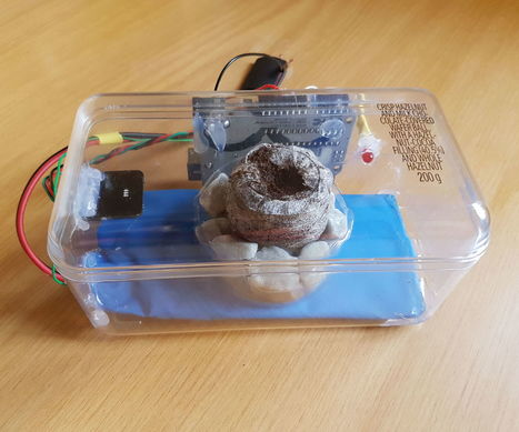 Arduino Controlled Seed Incubator | Raspberry Pi | Scoop.it
