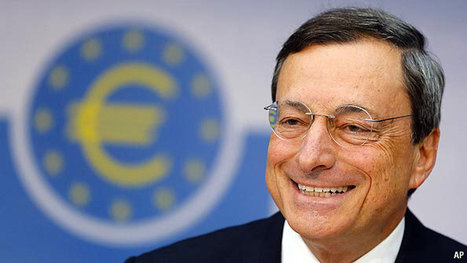 The ECB and the euro: Too central a banker? | Banking, Finance, Capital Markets | Scoop.it
