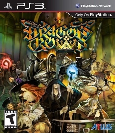 Dragon's Crown – Atlus | Games on the Net | Scoop.it