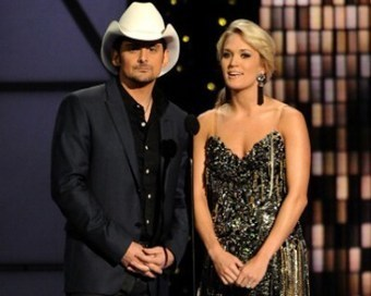 Brad Paisley& Carrie Underwood On CMT Radio Insider | country music news | Scoop.it