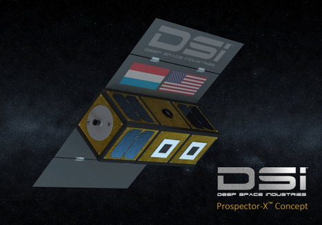 Deep Space Industries partners with Luxembourg to test asteroid mining technologies | The NewSpace Daily | Scoop.it
