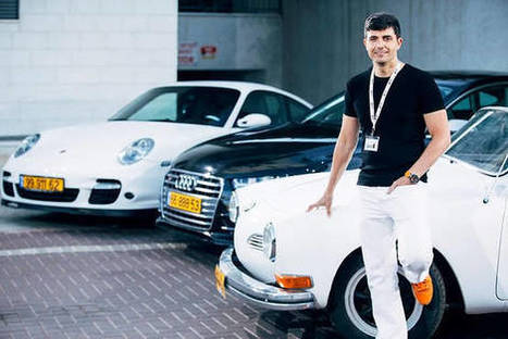 VolkswagenBets $300 Million on Car-Hailing Startup Gett | Web & Media | Scoop.it