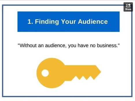 5 tips to build a winning social media audience without breaking the bank (Slideshare) | Social Media Marketing | Scoop.it