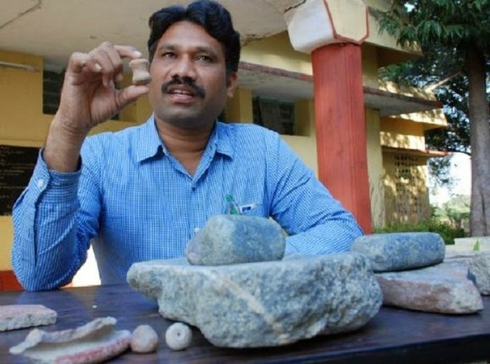 Prehistoric site spotted in Nalgonda | The Archaeology News Network | Kiosque du monde : Asie | Scoop.it