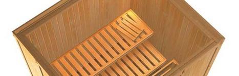 Sauna en lambris Siriin   Univers de la maison   Scoop.it