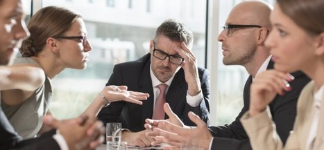 5 Ways to Handle a High Pressure Meeting | Surviving Leadership Chaos | Scoop.it