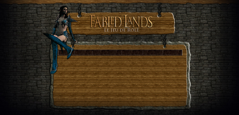 Fabled Lands le jeu de rôle VF | JdR Francophone | Scoop.it