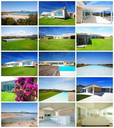 Villa Amazing View: a luxury villa for sale in Sardinia | Places Of Interest Worth We Cherish | Scoop.it